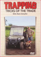 "Schaefer, Mark - ""Trapping: Tricks of the Trade"" DVD ** On Sale $5.00 Off **"