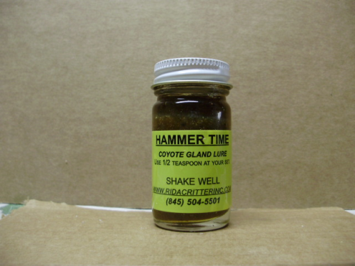 CANINE - HAMMER TIME (COYOTE GLAND LURE)