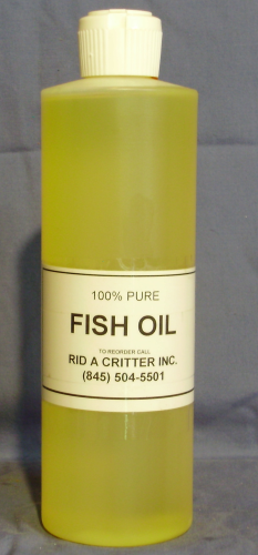 TOP QUALITY FISH OIL