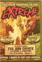 "Crawford, J.W. - ""Fox and Coyote - Locating & Trapping I"" DVD"