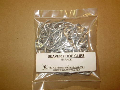 BEAVER HOOPS WITH CLIPS