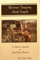 "Kaatz,  Kyle - ""Raccoon Trapping Made Simple"" Book"