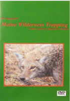 "Crawford, J.W. - ""Maine Wilderness Trapping"""