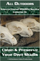 PROBST, ALAN - CLEAN & PRESERVE YOUR OWN ANIMAL SKULLS
