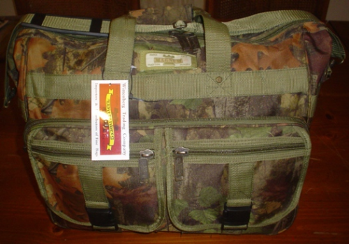 CARRY-ON TRAVEL BAG