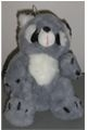 "8"" STUFFED TOY RACCOONS"