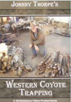 THORPE, JOHNNY - WESTERN COYOTE TRAPPING