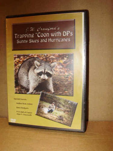 "Crawford, J.W. - ""Trapping With Dog-Proof Traps"" DVD"