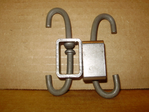 HEAVY DUTY WOLF TRAP SWIVELS